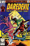 Cover Thumbnail for Daredevil (1964 series) #165 [British Price Variant]