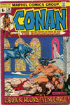 Cover for Conan the Barbarian (Marvel, 1970 series) #20 [British]