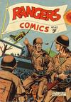 Cover for Rangers Comics (H. John Edwards, 1950 ? series) #45