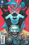Cover Thumbnail for Detective Comics (2011 series) #52 [The New 52! Variant]