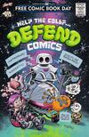 Cover for The CBLDF Presents Defend Comics: FCBD Edition (Comic Book Legal Defense Fund, 2015 series) #2016