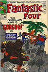 Cover Thumbnail for Fantastic Four (1961 series) #44 [British]