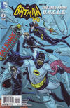 Cover for Batman '66 Meets the Man from U.N.C.L.E. (DC, 2016 series) #5