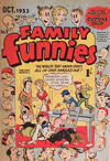 Cover for Family Funnies (Associated Newspapers, 1953 series) #9