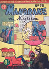 Cover for Mandrake the Magician (Feature Productions, 1950 ? series) #76