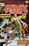 Cover for Fantastic Four (Marvel, 1961 series) #157 [British]
