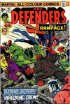 Cover for The Defenders (Marvel, 1972 series) #18 [British]