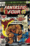 Cover for Fantastic Four (Marvel, 1961 series) #181 [British]