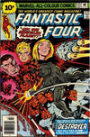 Cover for Fantastic Four (Marvel, 1961 series) #172 [British Price Variant]