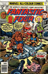 Cover for Fantastic Four (Marvel, 1961 series) #180 [British Price Variant]