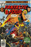 Cover Thumbnail for Fantastic Four (1961 series) #185 [British]