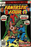 Cover Thumbnail for Fantastic Four (1961 series) #187 [British]