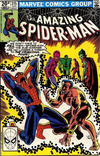 Cover Thumbnail for The Amazing Spider-Man (1963 series) #215 [British Price Variant]