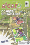 Cover for A2CAF Comics Showcase (Fifth Avenue Press, 2016 series)