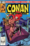 Cover Thumbnail for Conan the Barbarian (1970 series) #125 [British]