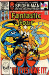 Cover Thumbnail for Fantastic Four (1961 series) #237 [British Price Variant]