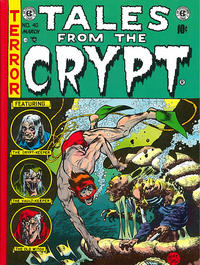 Cover Thumbnail for Tales from the Crypt (Russ Cochran, 1979 series) #4