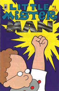 Cover Thumbnail for Little Mister Man (Slave Labor, 1995 series) #1