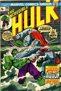 Cover Thumbnail for The Incredible Hulk (Marvel, 1968 series) #165 [British]