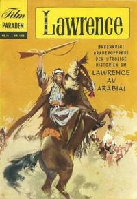 Cover Thumbnail for Filmparaden (Illustrerte Klassikere / Williams Forlag, 1962 series) #16