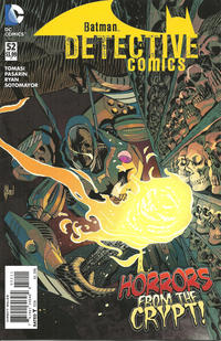 Cover Thumbnail for Detective Comics (DC, 2011 series) #52