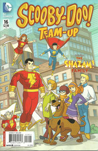 Cover Thumbnail for Scooby-Doo Team-Up (DC, 2014 series) #16 [Direct Sales]