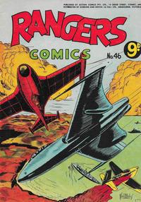 Cover Thumbnail for Rangers Comics (H. John Edwards, 1950 ? series) #46