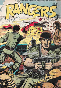 Cover Thumbnail for Rangers Comics (H. John Edwards, 1950 ? series) #48