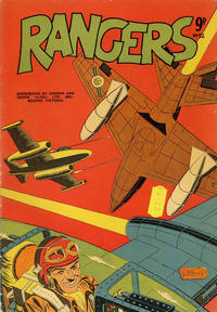 Cover Thumbnail for Rangers Comics (H. John Edwards, 1950 ? series) #52