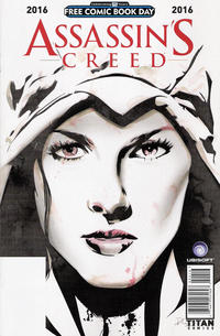 Cover Thumbnail for Assassin's Creed Free Comic Book Day (Titan, 2016 series)