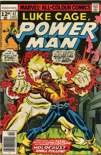 Cover Thumbnail for Power Man (Marvel, 1974 series) #47 [British]