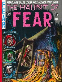 Cover Thumbnail for Haunt of Fear (Russ Cochran, 1985 series) #5