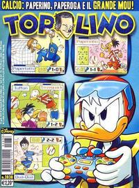 Cover Thumbnail for Topolino (The Walt Disney Company Italia, 1988 series) #2838