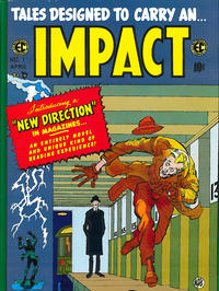 Cover Thumbnail for Impact (Russ Cochran, 1988 series)