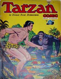 Cover Thumbnail for Tarzan Comic (Donald F. Peters, 1950 series) #v2#12