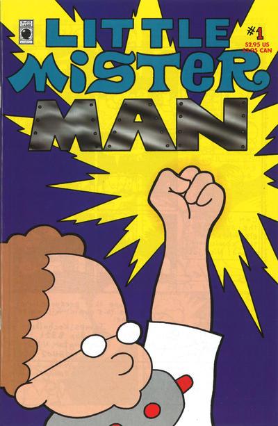 Cover for Little Mister Man (Slave Labor, 1995 series) #1