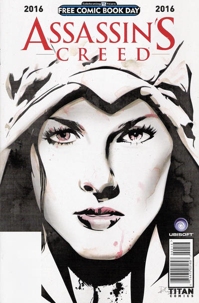 Cover for Assassin's Creed Free Comic Book Day (Titan, 2016 series)