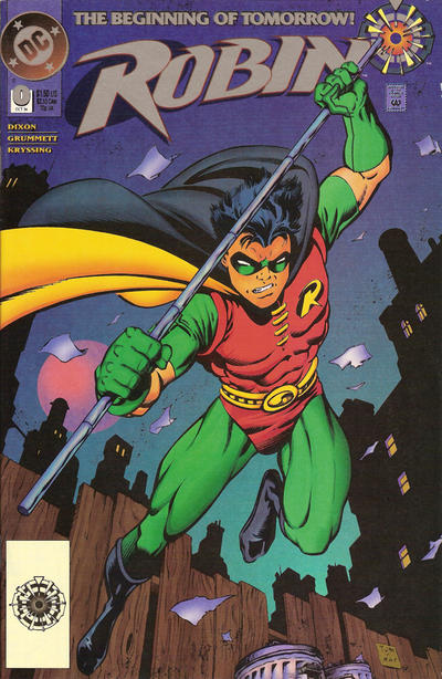 Cover for Robin (DC, 1993 series) #0