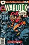 Cover Thumbnail for Warlock (1972 series) #13 [British]