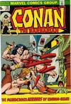 Cover Thumbnail for Conan the Barbarian (1970 series) #25 [British]