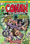 Cover for Conan the Barbarian (Marvel, 1970 series) #32 [British]