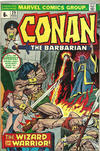Cover for Conan the Barbarian (Marvel, 1970 series) #29 [British]