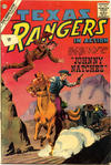 Cover for Texas Rangers in Action (Charlton, 1956 series) #36 [British]
