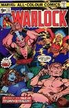 Cover Thumbnail for Warlock (1972 series) #12 [British]