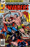 Cover Thumbnail for The Invaders (1975 series) #33 [British Price Variant]