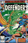 Cover for The Defenders (Marvel, 1972 series) #83 [British]