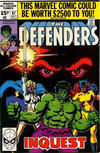 Cover for The Defenders (Marvel, 1972 series) #87 [British]