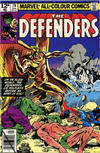 Cover for The Defenders (Marvel, 1972 series) #79 [British]