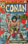 Cover for Conan the Barbarian (Marvel, 1970 series) #57 [British]
