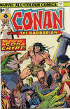 Cover for Conan the Barbarian (Marvel, 1970 series) #52 [British]